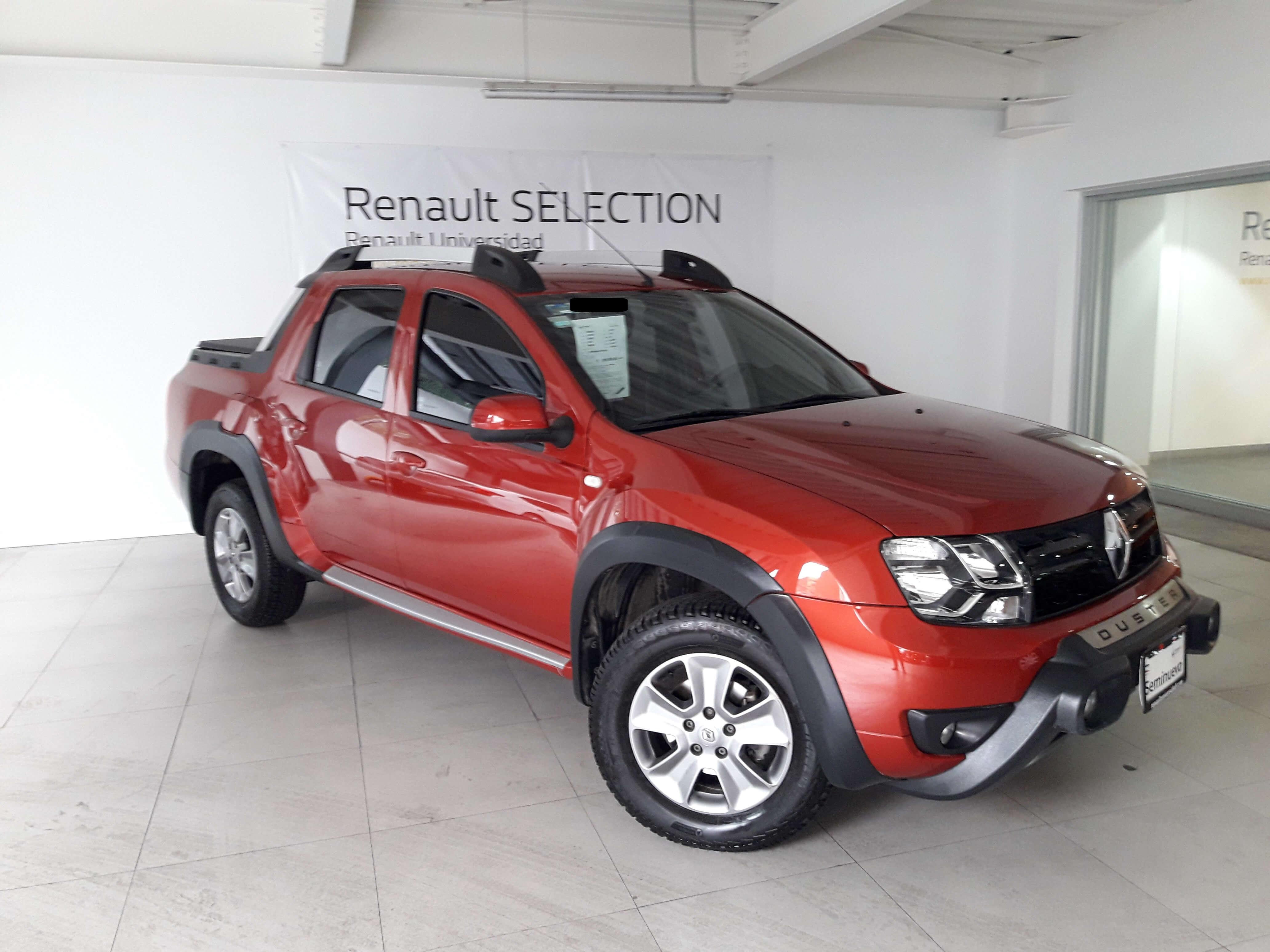 Renault Oroch 289,000