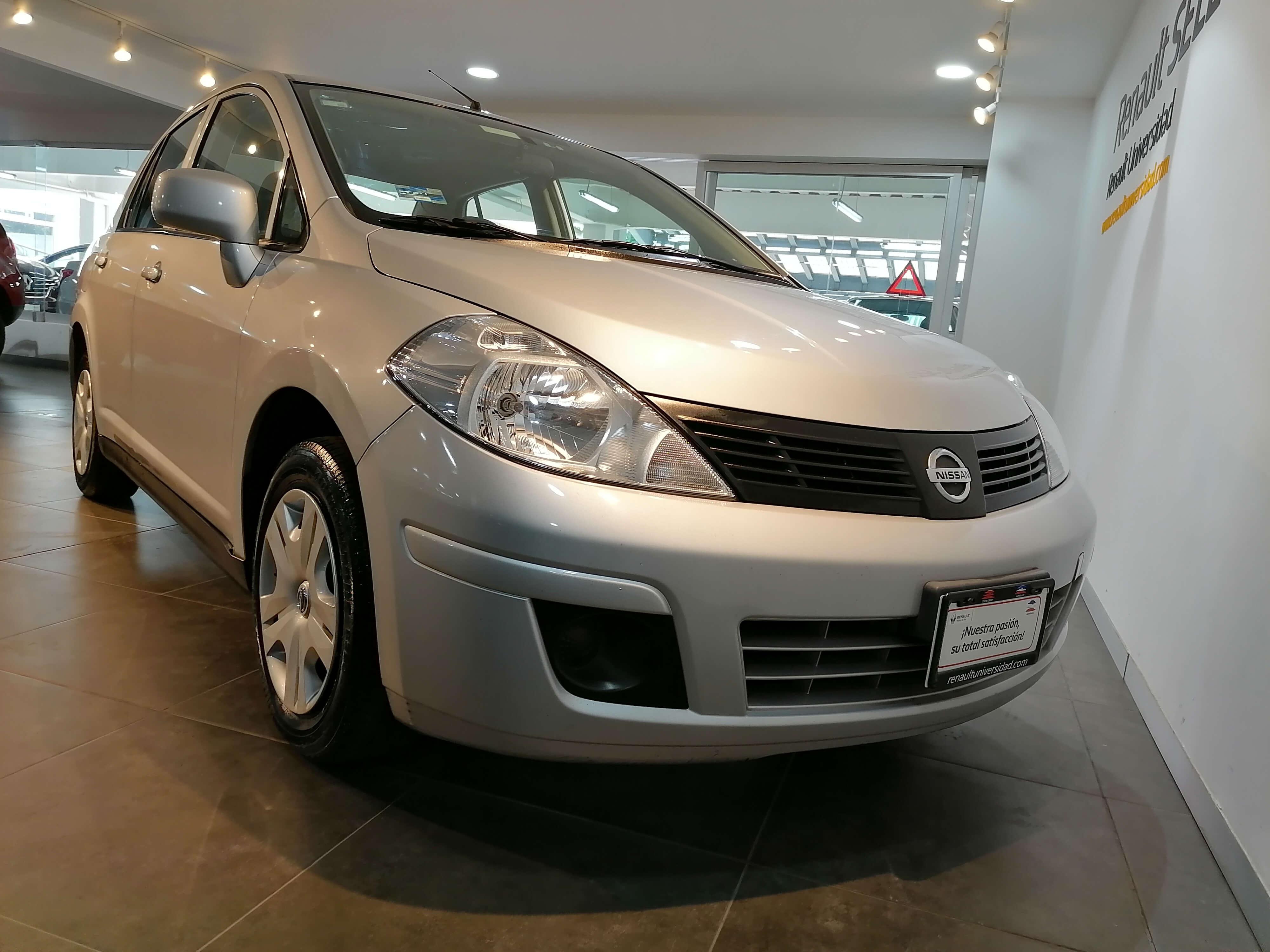 Nissan Tiida Sedan 149,000