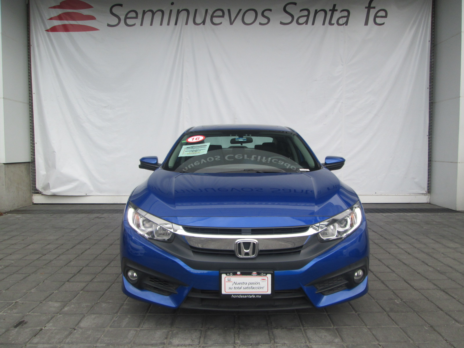 Honda Civic 275,000