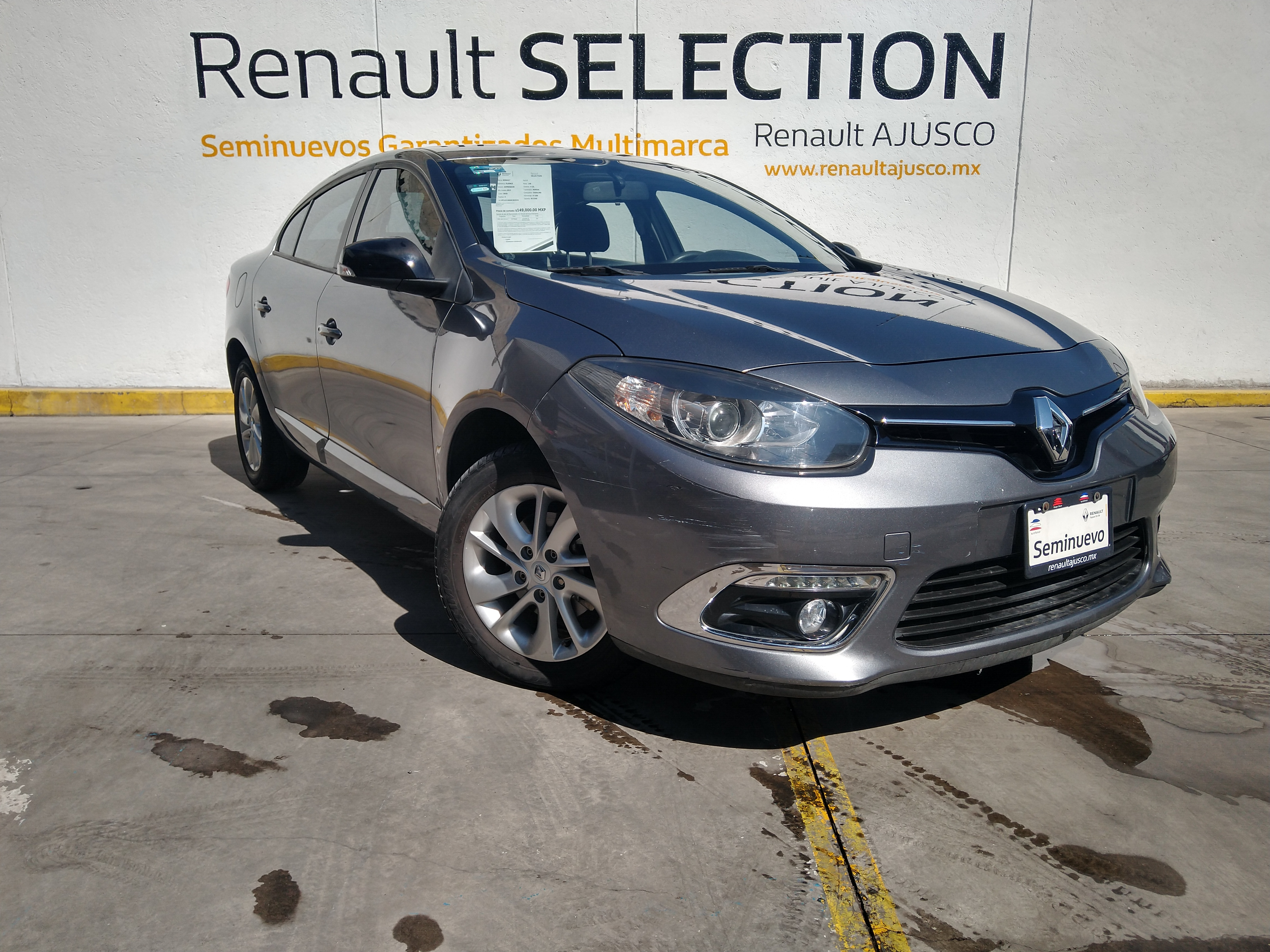 Renault Fluence 143,500