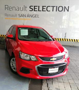 Chevrolet Sonic PAQ A BASE TM - GocarCredit
