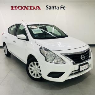 Nissan VERSA SENSE MT 1.6L - GocarCredit