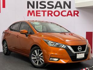 Nissan Versa ADVANCE CVT - GocarCredit