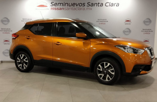 Nissan Kicks Sense TM - GocarCredit