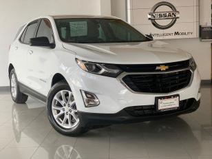 Chevrolet Equinox LS - GocarCredit