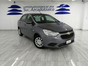 Chevrolet Aveo LT STD - GocarCredit