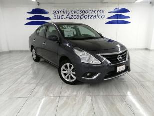 Nissan Versa Advance T/A - GocarCredit