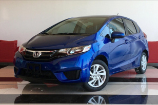 Honda Fit HONDA FIT HATCHBACK 5 PUERTAS STD  - GocarCredit