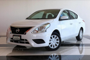 Nissan Versa SENSE AUTOMATICO 1.6