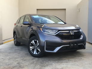 Honda CR-V TURBO CVT - GocarCredit