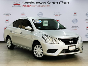 Nissan Versa SENSE STD AA - GocarCredit