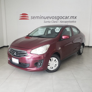 Mitsubishi Mirage G4 GLX MT - GocarCredit
