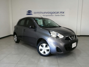Nissan March Sense TM - GocarCredit