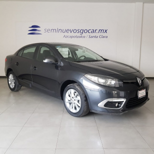 Renault Fluence EXPRESSION CVT - GocarCredit