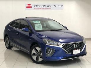 "Hyundai Ioniq LIMITED HIBRIDO TA piel QQ XENON RA 17"" - GocarCredit"