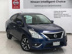 Nissan Versa ADVANCE TM - GocarCredit