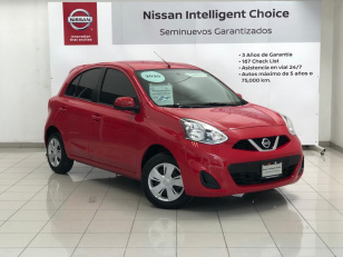 Nissan March SENSE T/M - GocarCredit
