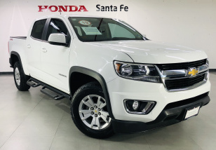 Chevrolet COLORADO LT 4x4 - GocarCredit