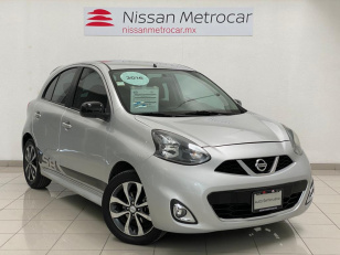 Nissan March SR - GocarCredit