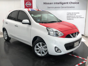 Nissan March ADVANCE TA  - GocarCredit