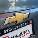 Chevrolet CAVALIER Tablero 13
