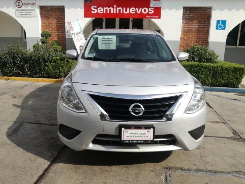 Nissan Versa SENSE TM - GocarCredit