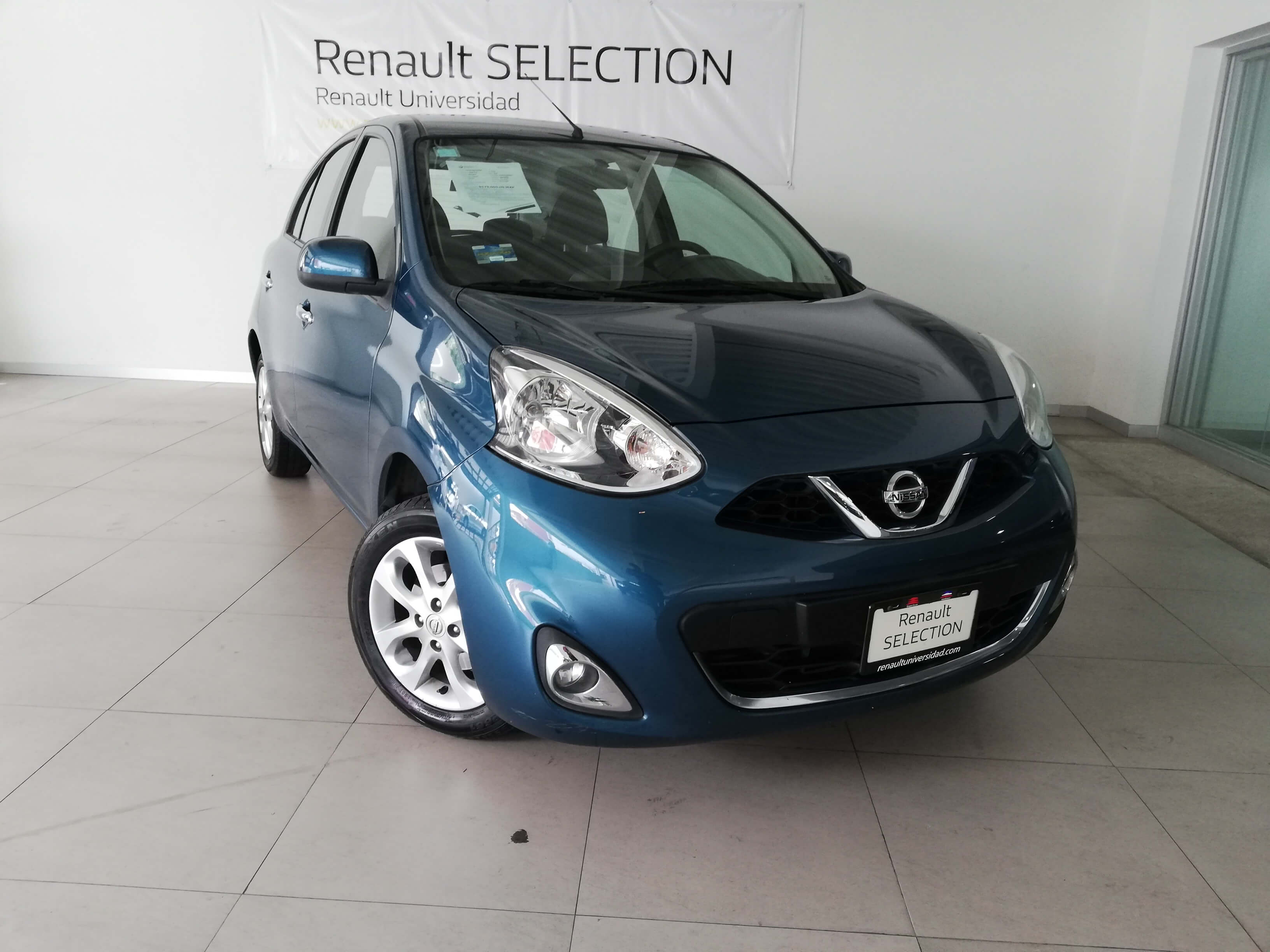 Nissan March ADVANCE STD