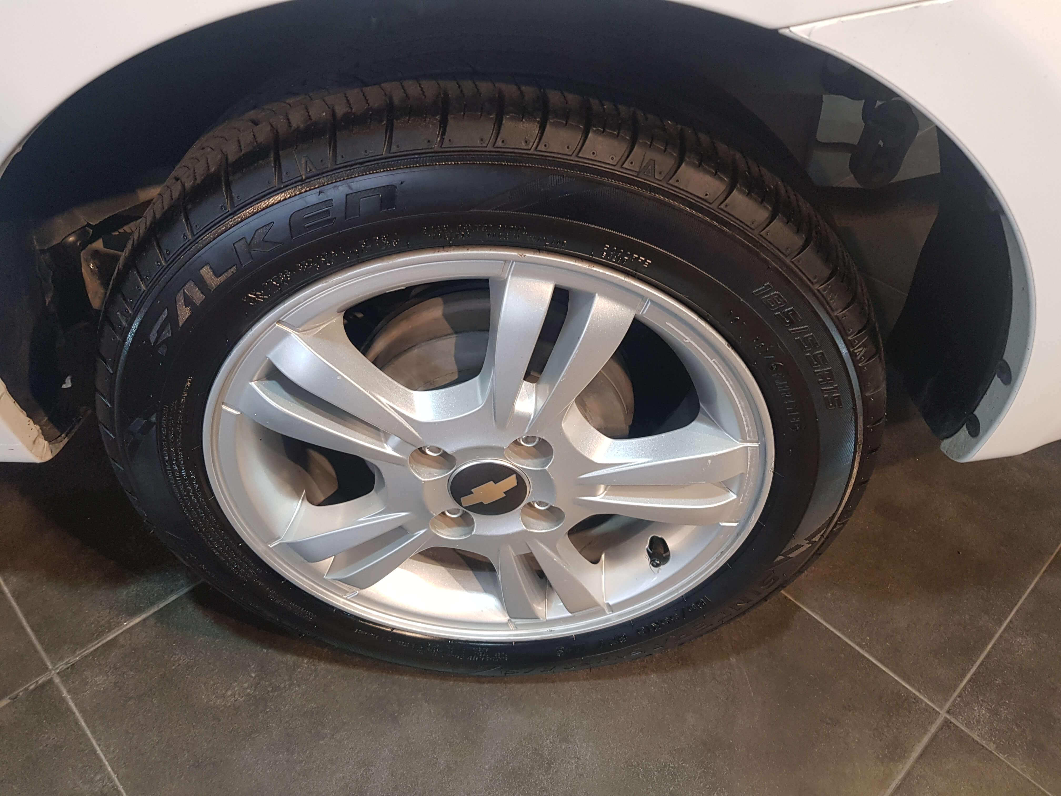 Chevrolet Aveo Tablero 8