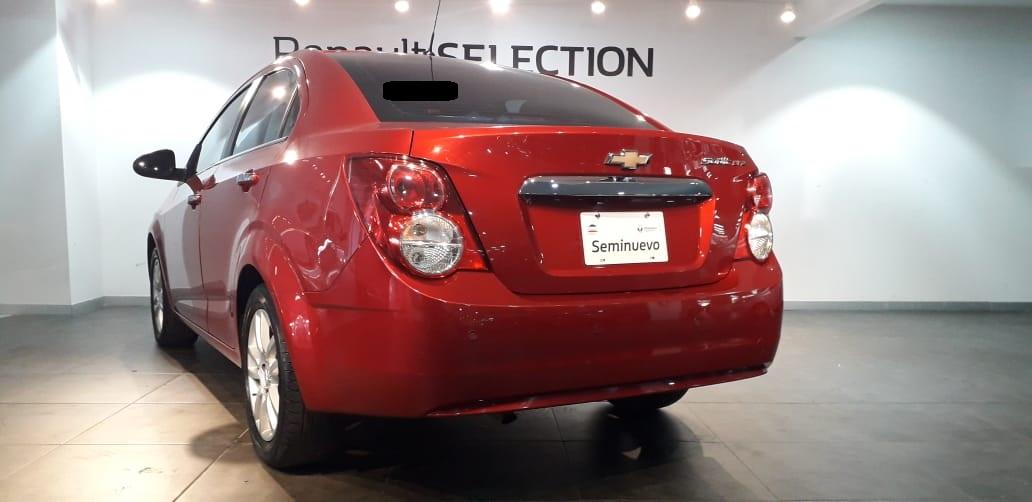 Chevrolet Sonic Interior 13