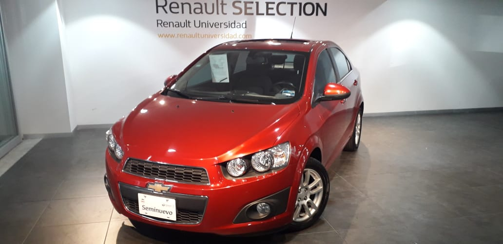 Chevrolet Sonic Tablero 4
