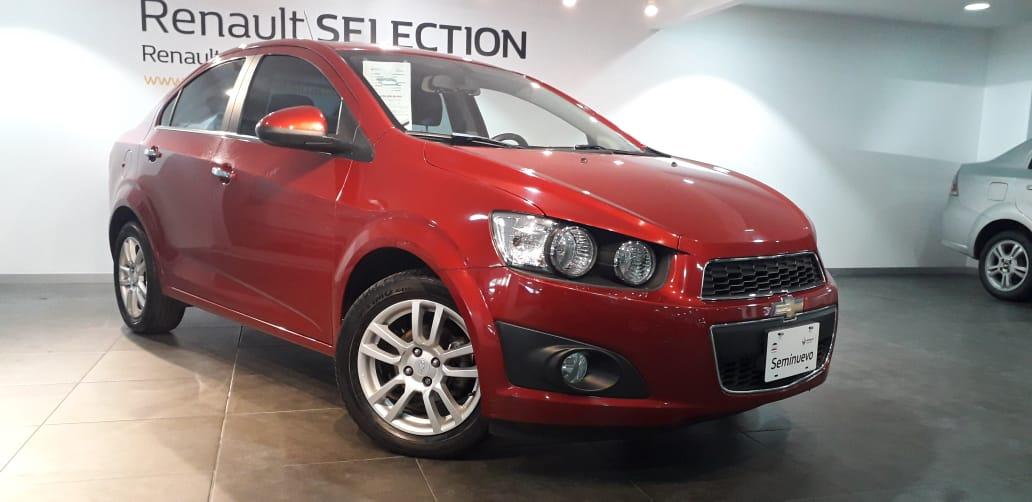 Chevrolet Sonic Llantas 1