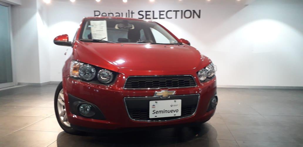 Chevrolet Sonic Interior 2