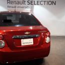 Chevrolet Sonic Asientos 11
