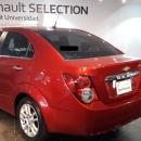 Chevrolet Sonic Interior 12
