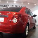 Chevrolet Sonic Arriba 16