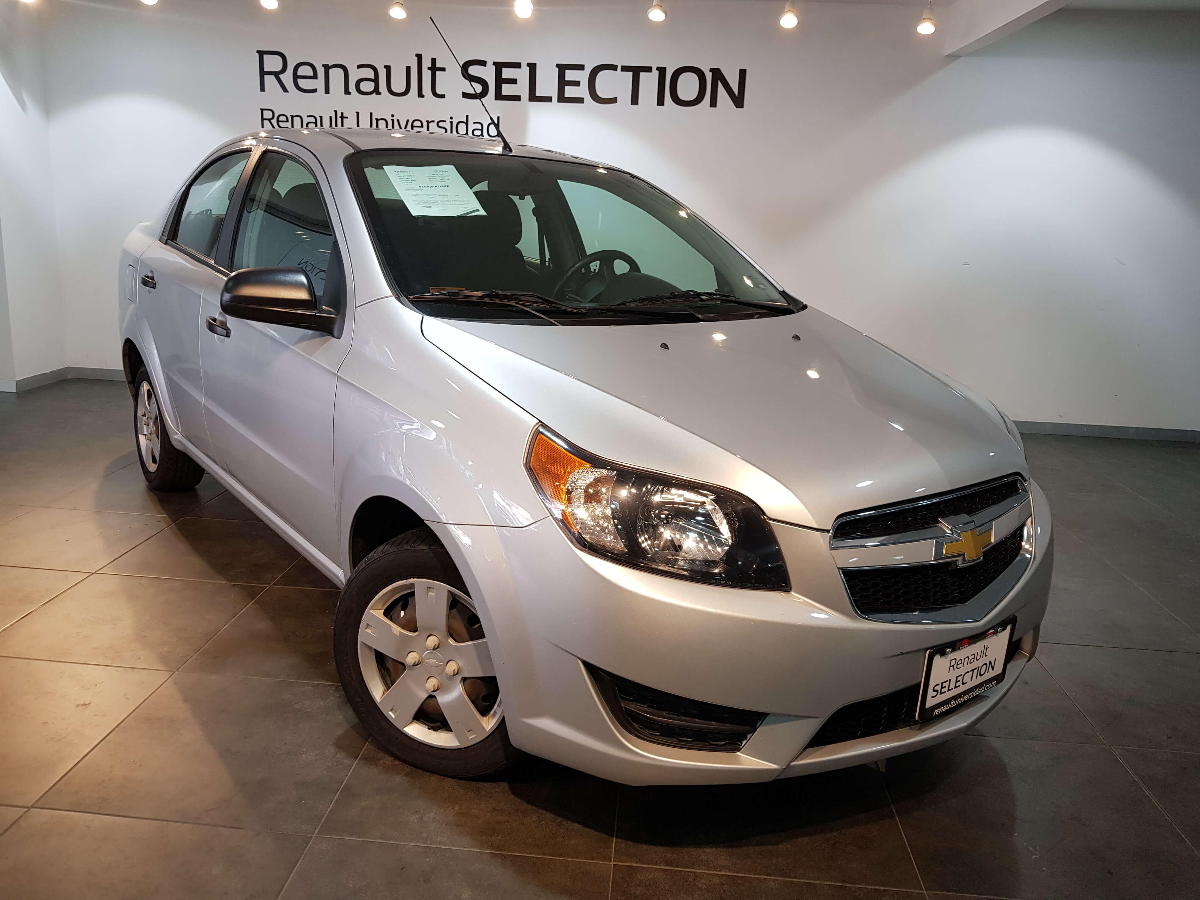 Chevrolet Aveo LS AUT - GocarCredit