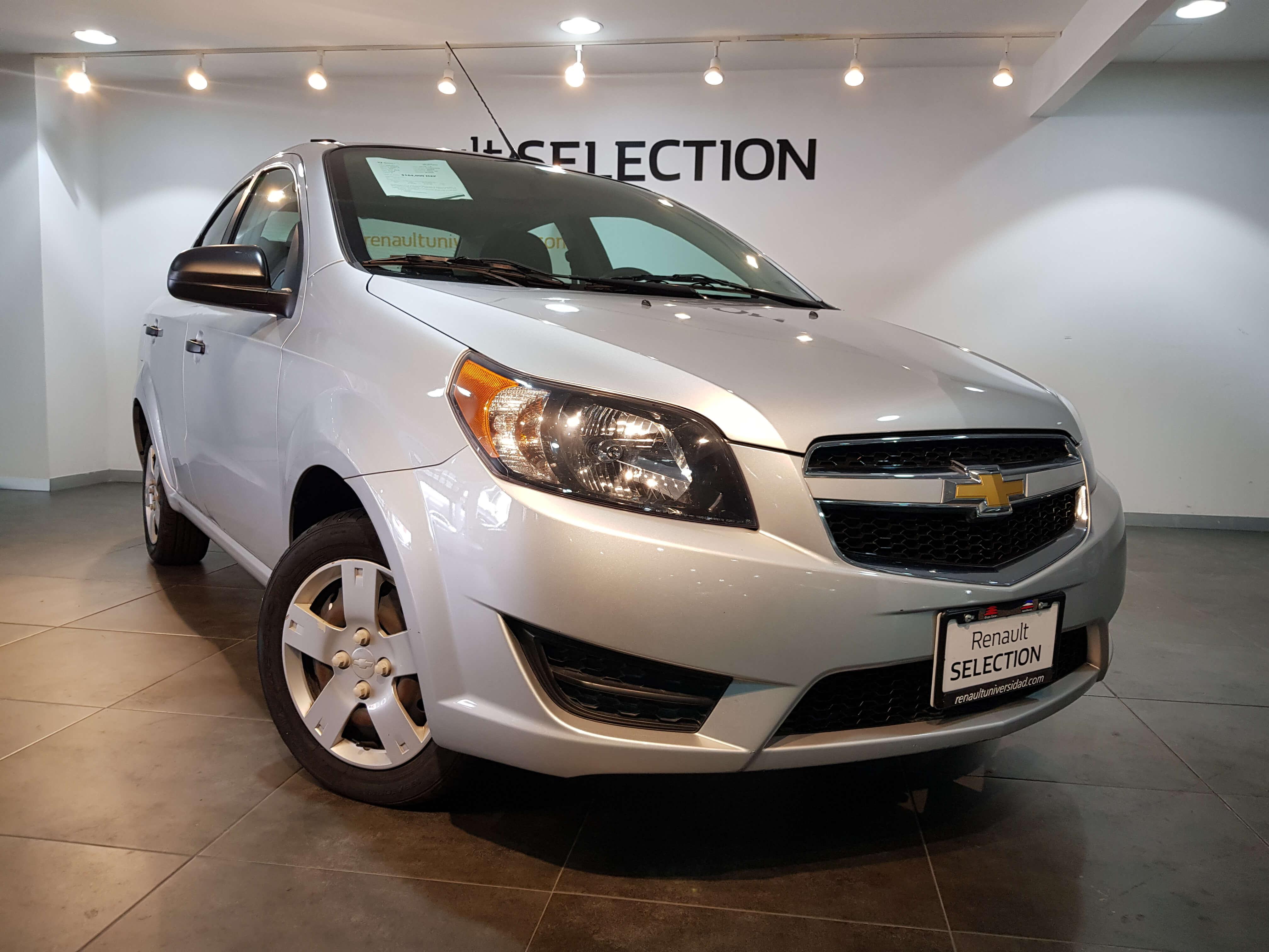 Chevrolet Aveo Llantas 4