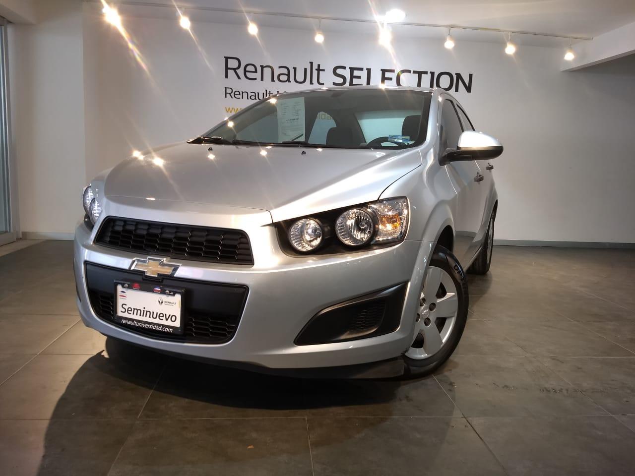 Chevrolet Sonic Asientos 15