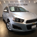 Chevrolet Sonic Tablero 1