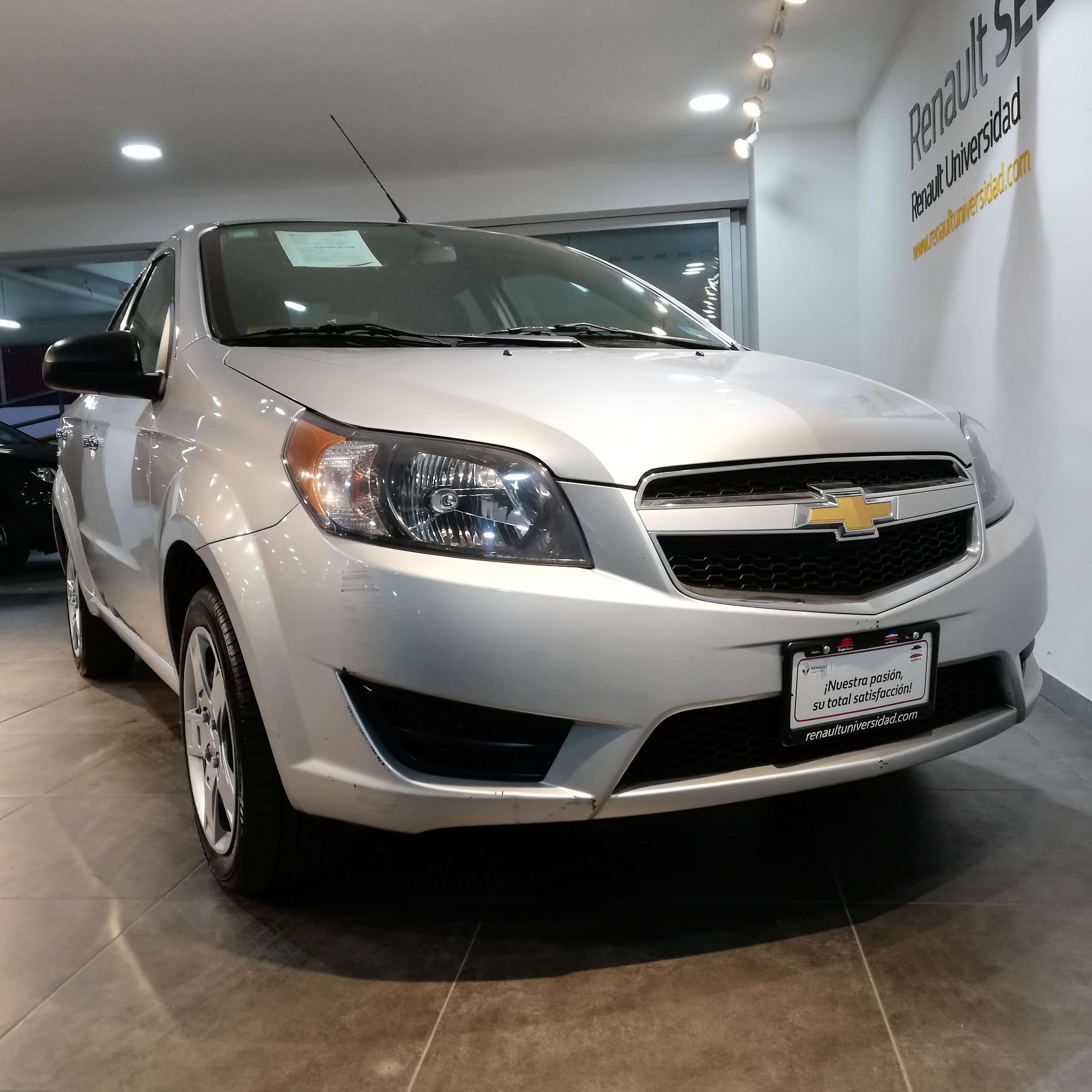 Chevrolet Aveo PAQ W - GocarCredit