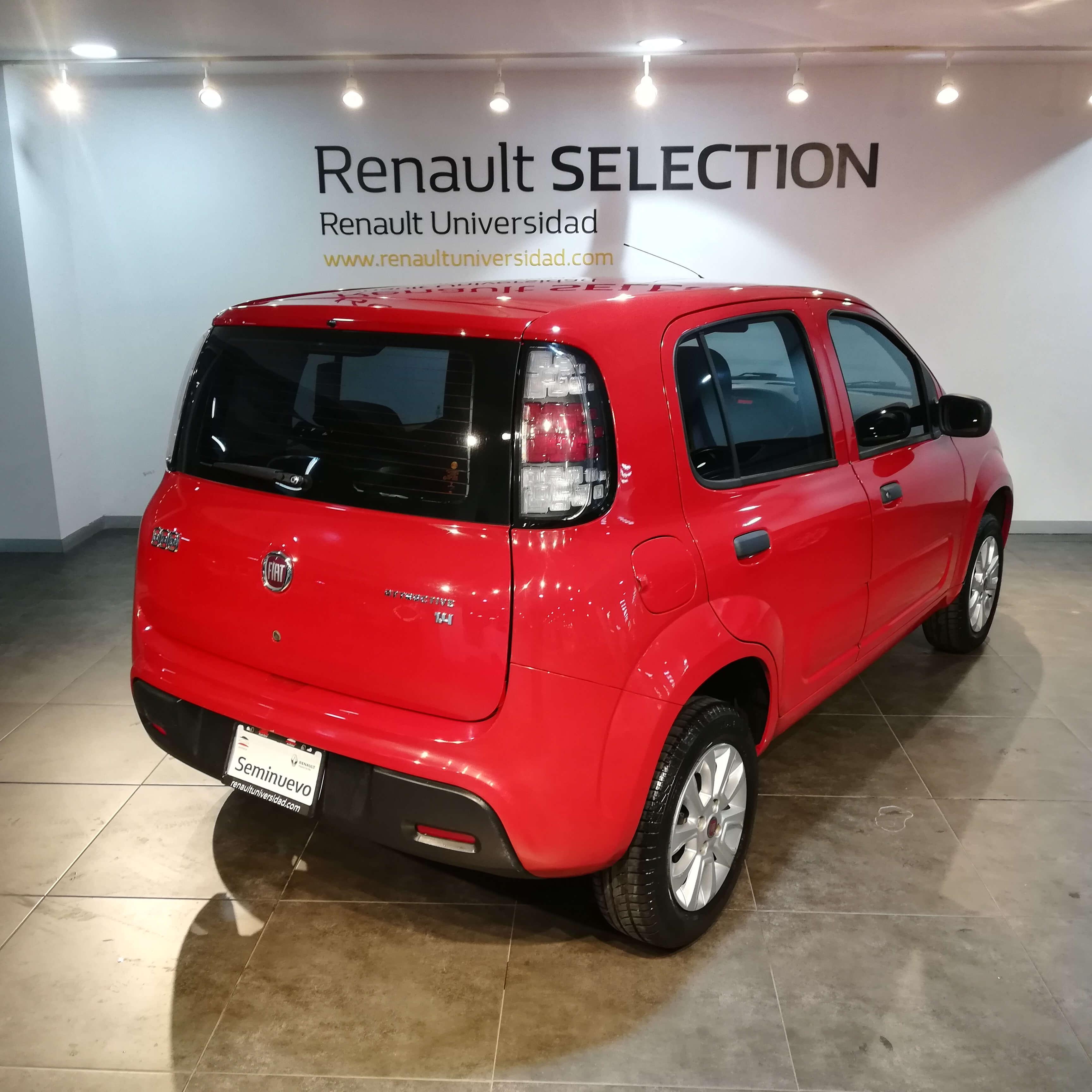 Fiat Uno Lateral derecho 11