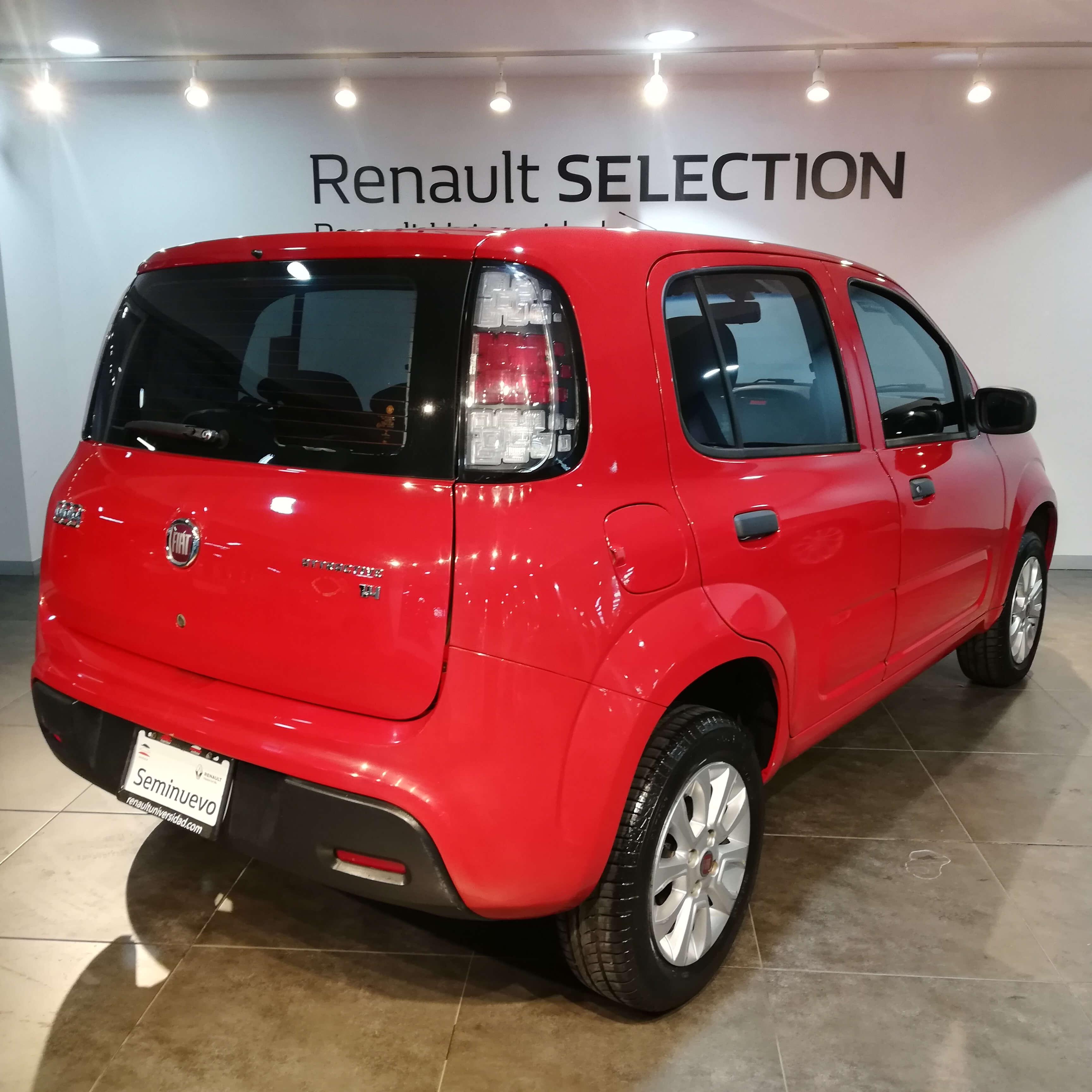 Fiat Uno Tablero 12