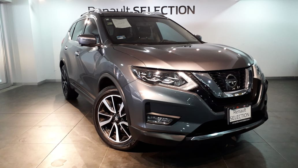 Nissan X-Trail EXCLUSIVE