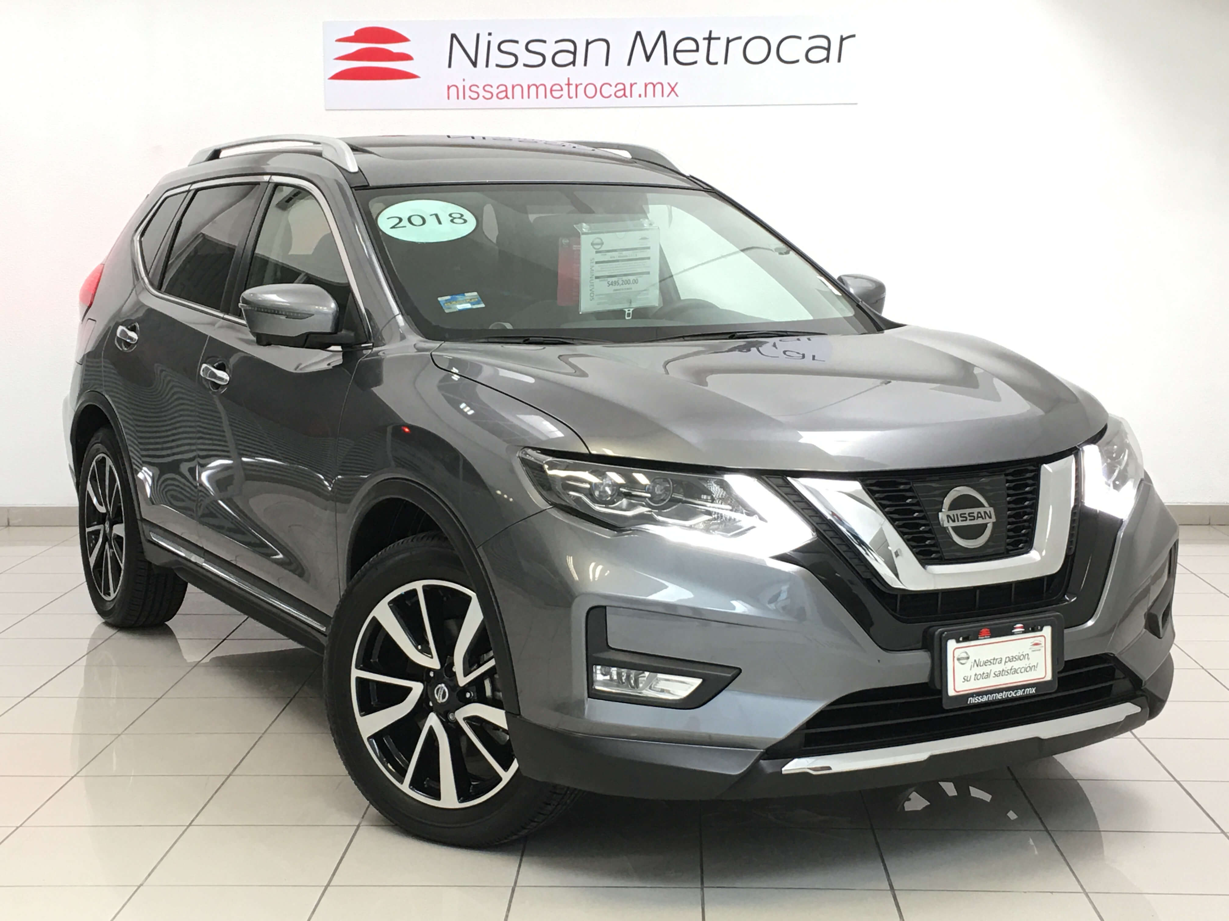 Nissan X-Trail EXCLUSIVE 3 ROW