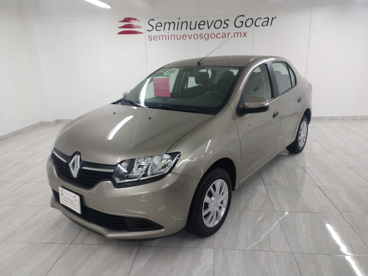 Renault Logan Zen - GocarCredit
