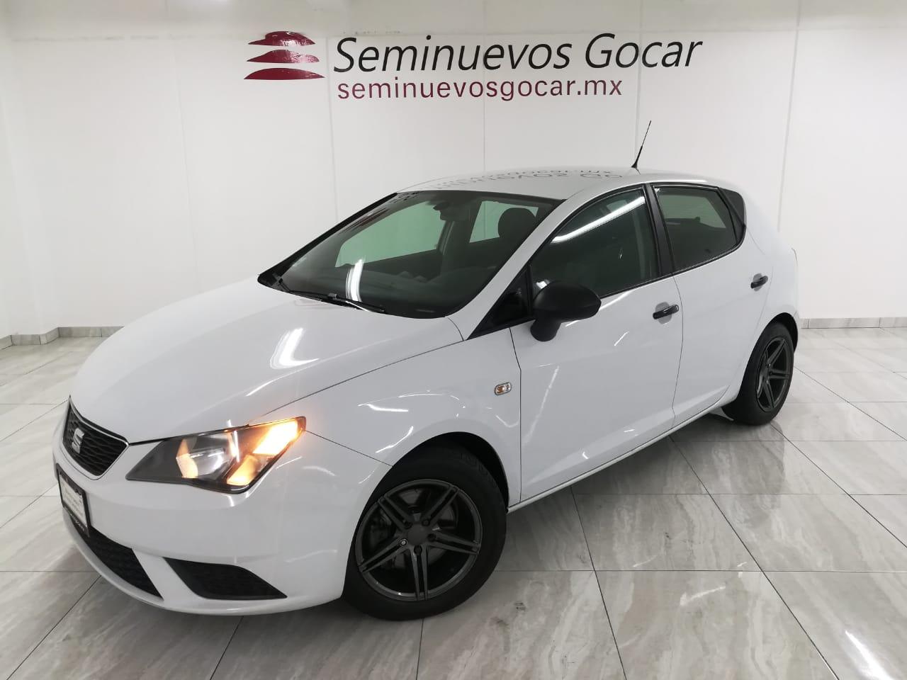 SEAT Ibiza Reference - GocarCredit