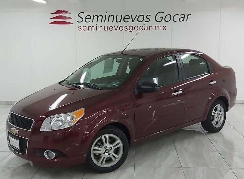 Chevrolet Aveo LTZ AUTOMATICO - GocarCredit