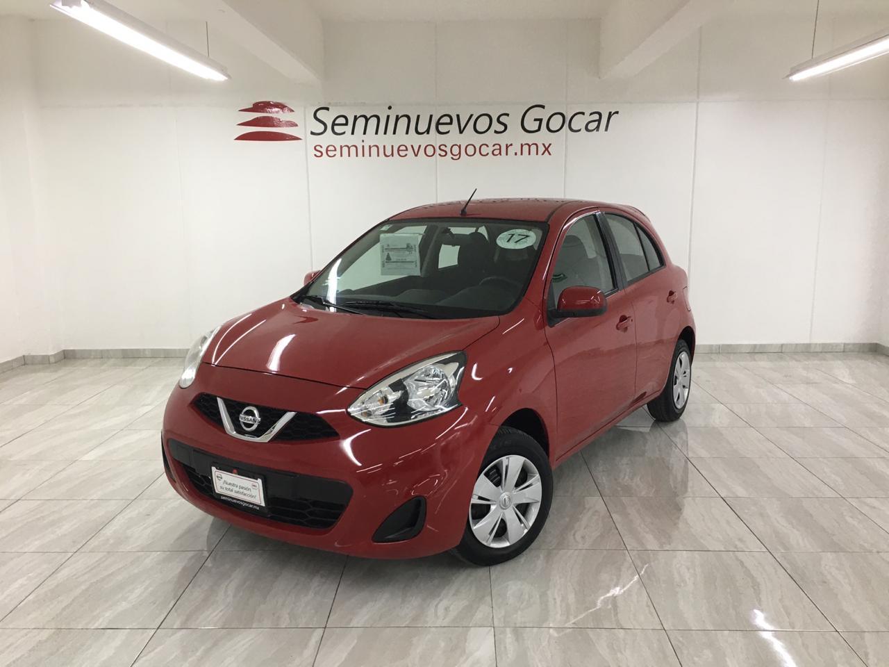 Nissan March SENSE TM - GocarCredit