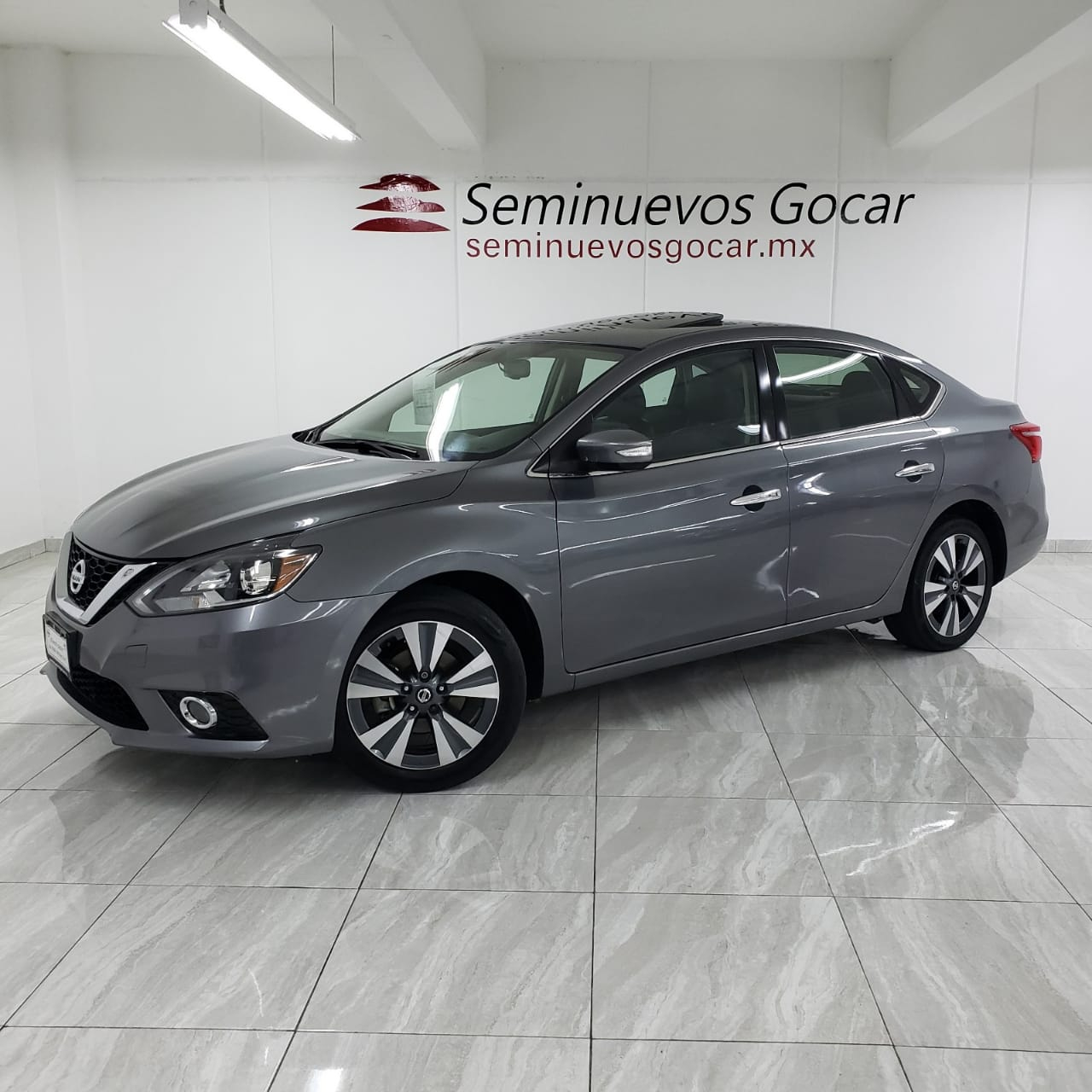 Nissan Sentra EXCLUSIVE CVT - GocarCredit