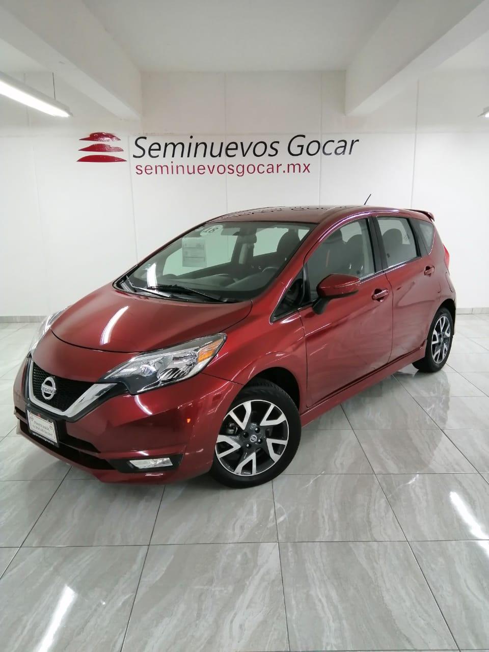 Nissan Note SR - GocarCredit